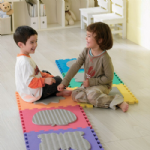 Sensory Tactile Mats Set of 6